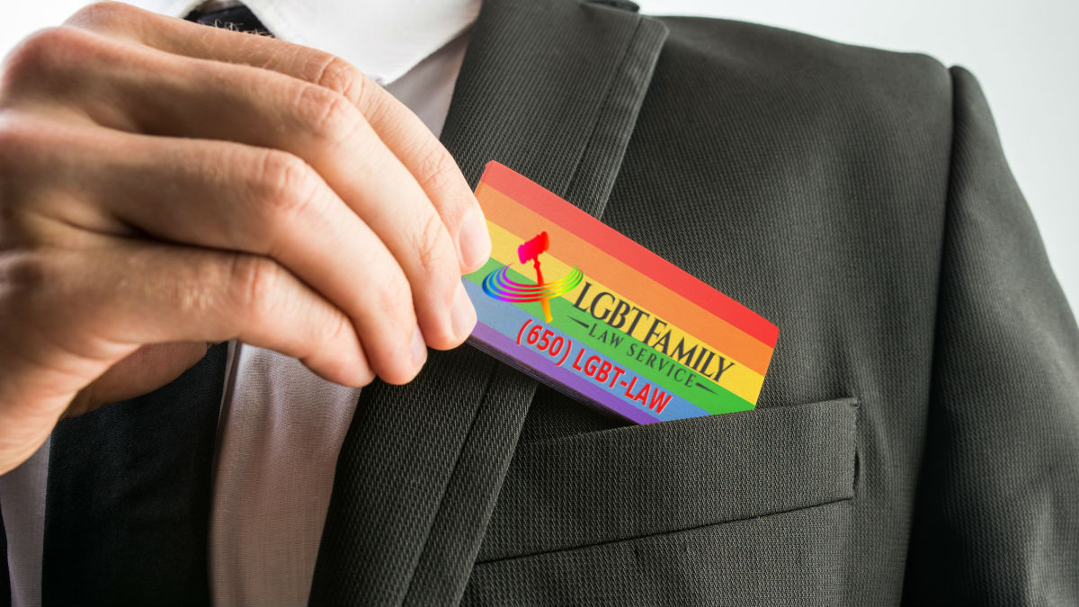 LGBT Family Law Service Divorce Attorney